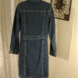 Mavi Dresses - Mavi jean dress size large